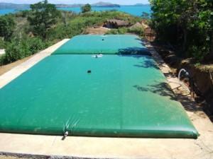 2 x 100 m3 Irrigation