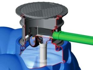 Filterschacht-FI-2-im-Tank