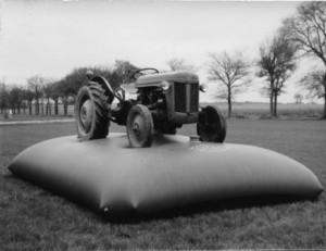Photo tracteur 60's